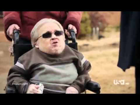 eric the midget in plain sight