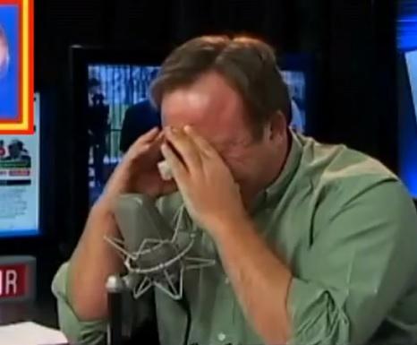 alex jones crying