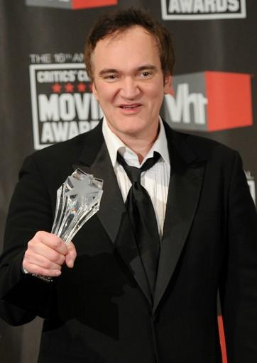 Quentin Tarantino wins music and film award getty2