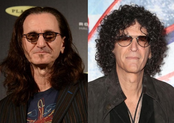 howard stern geddy lee