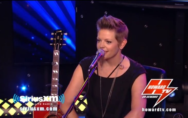 natalie maines on howard tv