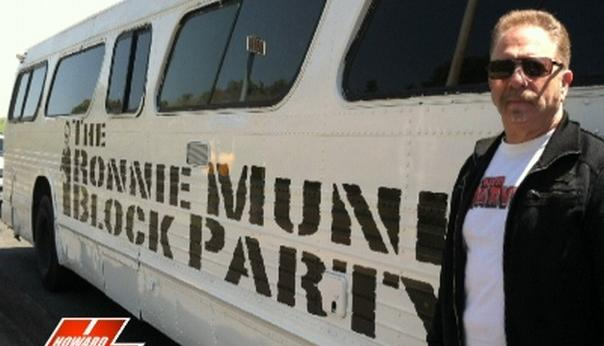 ronnie mund block party bus