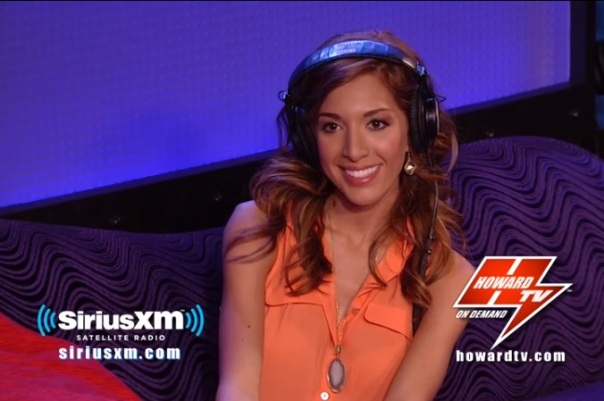 farrah abraham howard tv