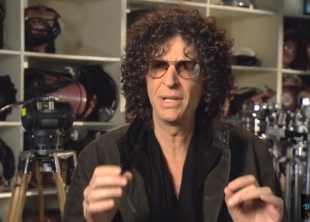 howard stern agt promo
