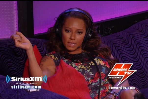 mel b howard tv